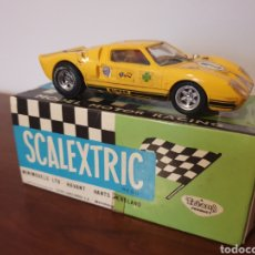 Scalextric: FORD GT C 35 SCALEXTRIC. EXIN BROS. AÑOS 70, NO REPRO.. Lote 209707075