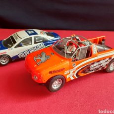 Scalextric: 2 COCHES VOLVO S-60 R -STCC Y 4X4 NINCO SCALECTRIC. Lote 209770420