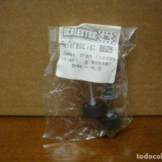 Scalextric: EXIN BLISTER BMW M3 JUEGO TREN RUEDAS REF 8628. Lote 209850460