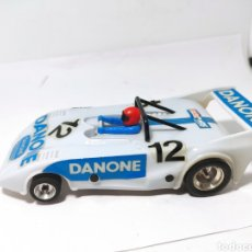 Scalextric: SCALEXTRIC LOLA T298 DANONE SRS EXIN. Lote 209868700