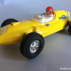 Scalextric: SCALEXTRIC COOPER FORMULA 1 AMARILLO LIMÓN. Lote 210367086