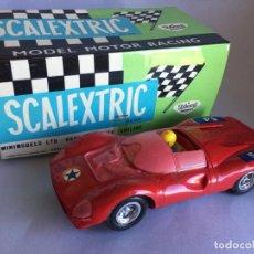 Scalextric: SCALEXTRIC FERRARI GT 330. Lote 210368202