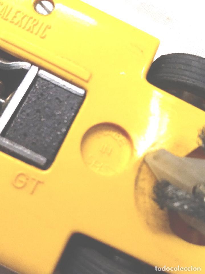 Scalextric: Chaparral GT Amarillo Ref C 40 de Exin Scalextric años 70 - Foto 6 - 205744561