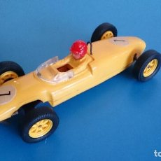 Scalextric: LOTUS MM/C67 FORMULA JUNIOR SCALEXTRIC TRI-ANG FR. Lote 220264491