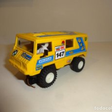 Scalextric: SCALEXTRIC. EXIN. STS. PINZAGUER AMARILLO. Lote 211552669
