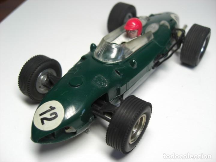 Scalextric: SCALEXTRIC EXIN FERRARI F1 156 ( V6 ) Verde. C-39 - Foto 2 - 155295038