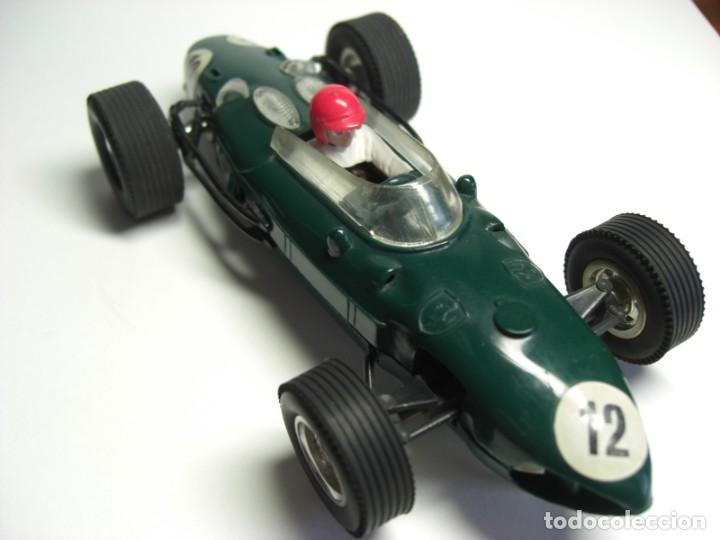 Scalextric: SCALEXTRIC EXIN FERRARI F1 156 ( V6 ) Verde. C-39 - Foto 3 - 155295038