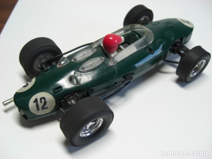 Scalextric: SCALEXTRIC EXIN FERRARI F1 156 ( V6 ) Verde. C-39 - Foto 4 - 155295038