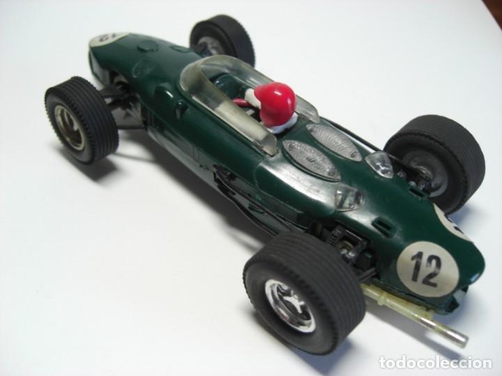 Scalextric: SCALEXTRIC EXIN FERRARI F1 156 ( V6 ) Verde. C-39 - Foto 5 - 155295038