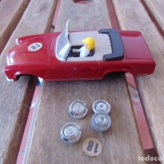 Scalextric: MERCEDES 250 SL ,DE SCALEXTRIC EXIN ,INCOMPLETO. Lote 211692418