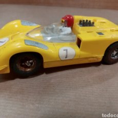Scalextric: SCALEXTRIC CHAPARRAL GT C 40 AMARILLO. Lote 211930847