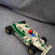 Scalextric: ANTIGUO COCHE SCALEXTRIC WILLIAMS FW-07 FUNCIONANDO. Lote 212003977