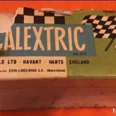 Scalextric: SCALEXTRIC EXIN CAJA ORIGINAL JAGUAR E C-34. Lote 212091992