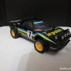 Scalextric: LANCIA STRATOS LE POINT DE SCALEXTRIC EXIN. Lote 212290196