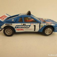 Scalextric: LANCIA RALLY 037 - REF. C-4073-4074 - SCALEXTRIC EXIN. Lote 212993782