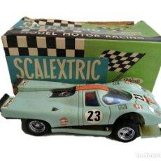 Scalextric: SCALEXTRIC EXIN PORCHE 917 REF 46 AÑOS 70. Lote 213000985