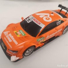 Scalextric: AUDI A5 A4 DTM NARANJA GREEN SCALEXTRIC. Lote 213366463