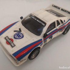 Scalextric: LANCIA RALLY 037 EXIN SCALEXTRIC MARTINI 4073 4074 4076. Lote 213438947