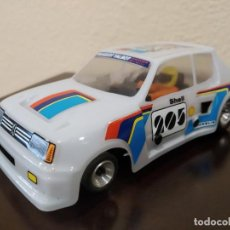Scalextric: SCALEXTRIC -SRS REF. 7151- PEUGEOT 205 TURBO 16 -EXIN, MADE IN SPAIN-. Lote 213611401