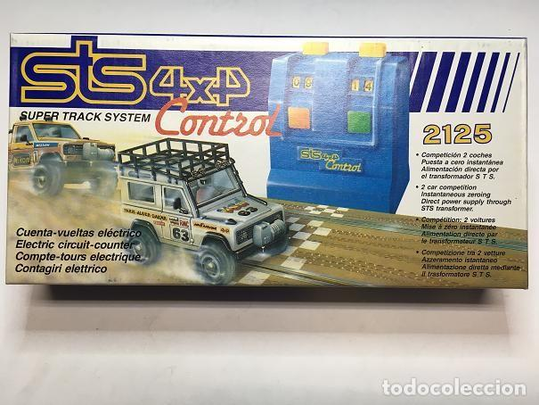 SCALEXTRIC STS EXIN CUENTA VUELTAS ELECTRONICO REFERENCIA 2125 (Juguetes - Slot Cars - Scalextric Exin)