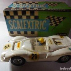 Scalextric: MAGNIFICO COCHE DE SCALEXTRIC FERRARI G.T. 330. Lote 213819881