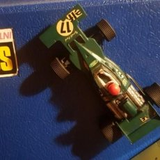 Scalextric: TYRRELL FORD VERDE. Lote 213828343