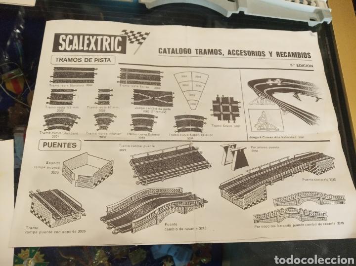 Scalextric: Scalextric GT Lemans 30. 2 Porsche 917 rojo y blanco. Muy completo. - Foto 18 - 213971483