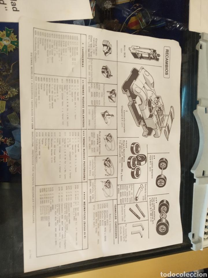 Scalextric: Scalextric GT Lemans 30. 2 Porsche 917 rojo y blanco. Muy completo. - Foto 20 - 213971483