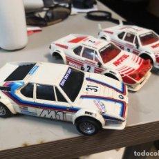 Scalextric: 3 CARROCERIAS 4063/4072 BMW M1 SCALEXTRIC PARA REPUESTOS. Lote 214121043