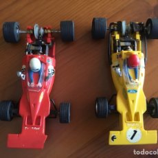Scalextric: TYRRELL FORD C-48 ROJO Y AMARILLO. Lote 215415230