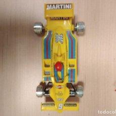 Scalextric: SCALEXTRIC EXIN LOTUS JPS MK4 AMARILLO MARTINI. Lote 215652946