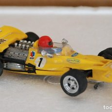 Scalextric: COCHE TYRELL FORD REF C-48 AMARILLO EXIN SCALEXTRIC. Lote 216495922