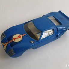 Scalextric: FORD GT C35 AZUL OSCURO SCALEXTRIC EXIN. Lote 217663966