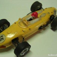 Scalextric: EXIN. FERRARI F1 156 ( V6 ) AMARILLO. C- 39. Lote 142154250