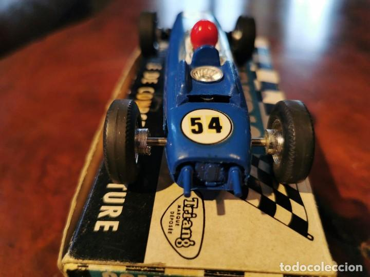 Scalextric: ANTIGUO SCALEXTRIC MECCANO C/73 PORSCHE MADE IN ENGLAND DE TRI-ANG MADE IN FRANCE - Foto 5 - 217929545