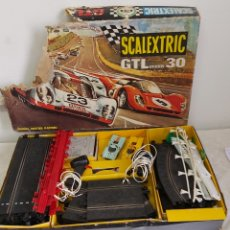Scalextric: SCALEXTRIC GTL LEMANS 30. Lote 217999580