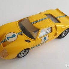 Scalextric: FORD GT C35 SCALEXTRIC EXIN AMARILLO. Lote 218253921