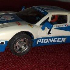 Scalextric: SCALEXTRIC FERRARI GT0. Lote 218618507