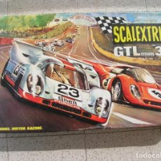 Scalextric: SCALEXTRIC. Lote 218962721