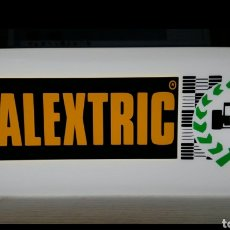 Scalextric: RÓTULO LUMINOSO DE METACRILATO SCALEXTRIC. Lote 219193997