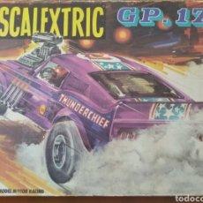 Scalextric: SCALEXTRIC EXIN CIRCUITO GP-17 COMPLETO!!!. Lote 219194746