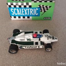 Scalextric: SCALEXTRIC WILLIAMS FW-07. Lote 219651311