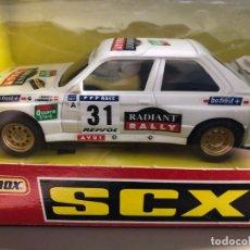 "Scalextric: VENDO BMW M3 ""RADIANT' (CON CAJA) DE SCALEXTRIC.. Lote 220425721"