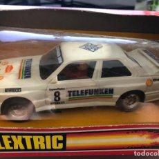 """Scalextric: VENDO BMW M3 """"TELEFUNKEN""""' (CON CAJA) DE SCALEXTRIC.. Lote 220425842"""
