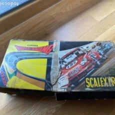 Scalextric: CURVAS SCALEXTRIC SUPER RACING REF 3085. Lote 220645131