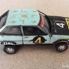 Scalextric: FORD FIESTA SCALEXTRIC EXIN 4057. Lote 220688903