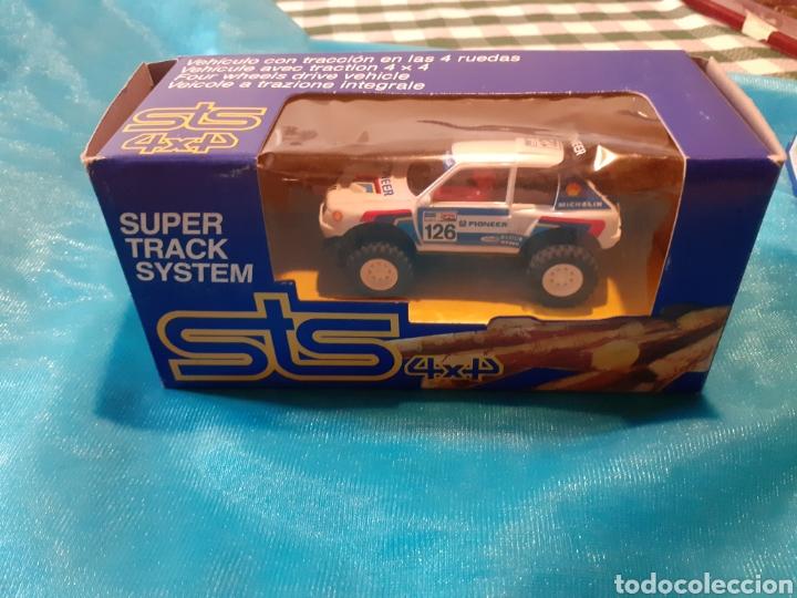 COCHE NUEVO POR ESTRENAR CON SU CAJA ORIGINAL DE STS 4X4 (Juguetes - Slot Cars - Scalextric Exin)