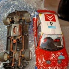 Scalextric: SCALEXTRIC CITROEN XSARA T/4 WRC. Lote 220746706