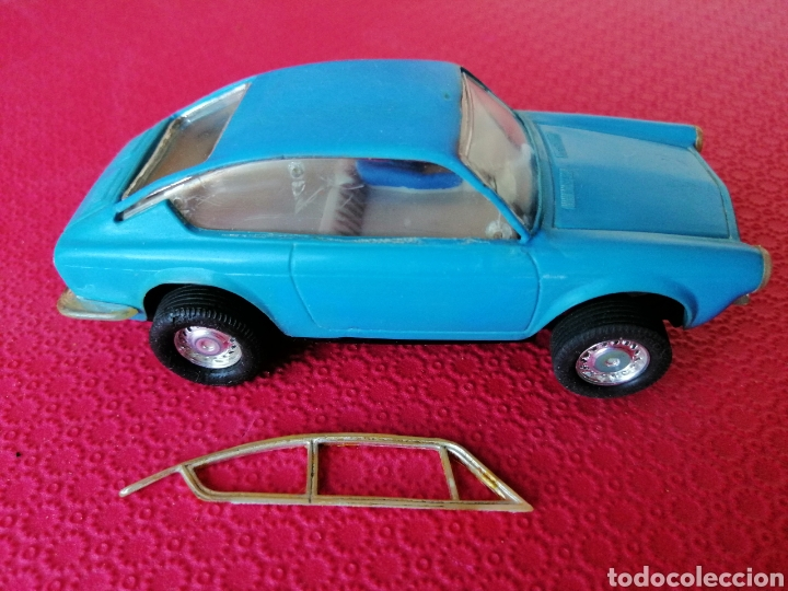 SEAT TC-850 COUPE REF C-42 EXIN (Juguetes - Slot Cars - Scalextric Exin)