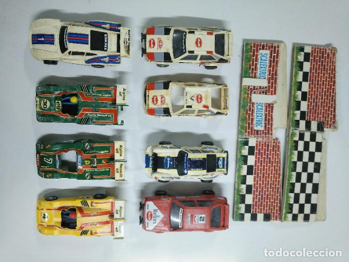 COCHE SCALEXTRIC LOTE EXIN (Juguetes - Slot Cars - Scalextric Exin)